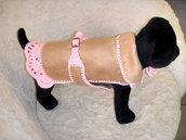 montoncino ecologico per chihuahua o cagnolini di piccola taglia