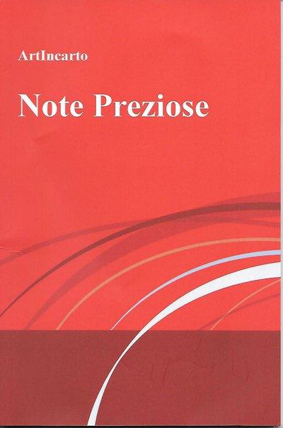 Libro - Note Preziose