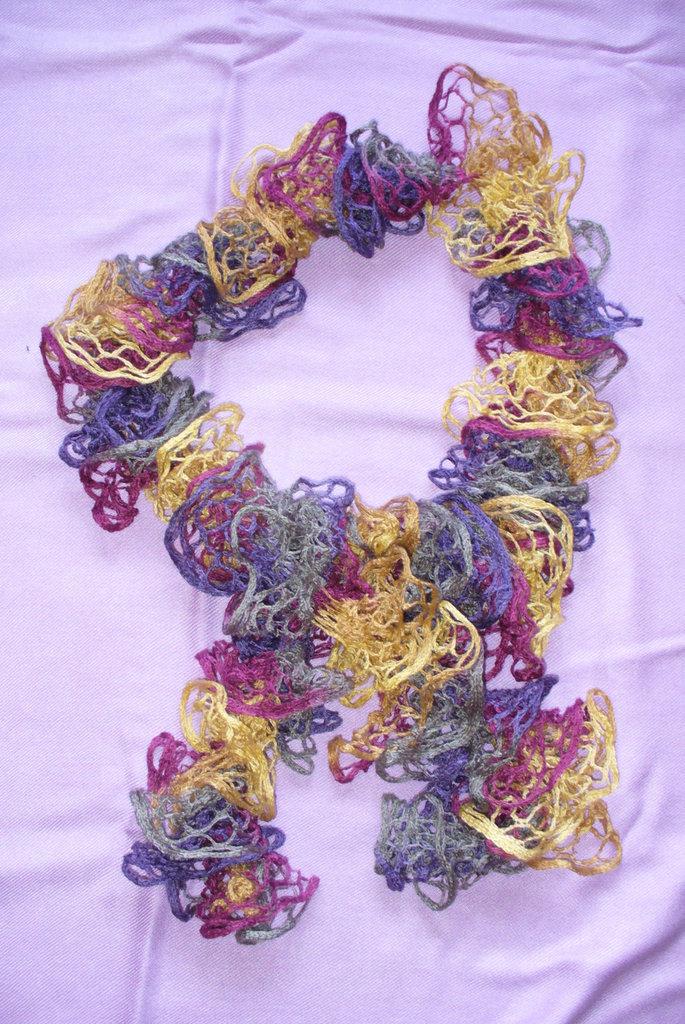 Sciarpa donna - Multicolor