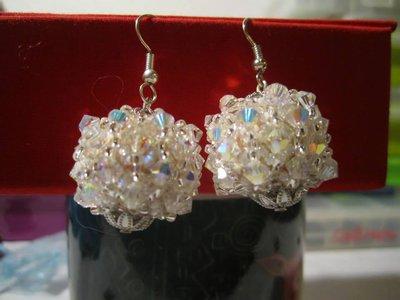 Orecchini Capriccio Crystal Ab