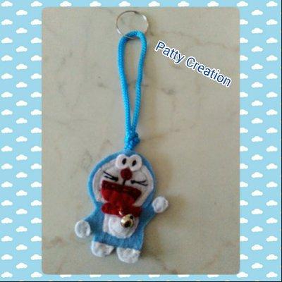 Portachiavi simpatico Doraemon