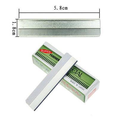 1 Cutter/Lama per paste sintetiche e non.. (cod. NEW) (5,8x1,8cm)