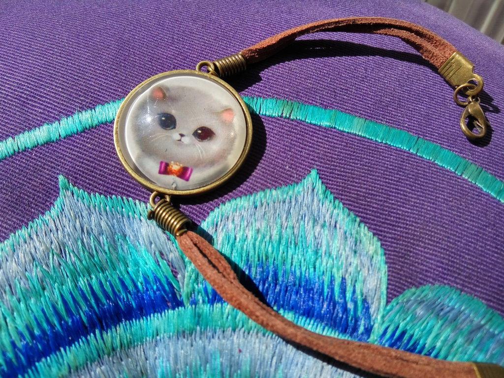 Linea Cats - bracciale Minù II