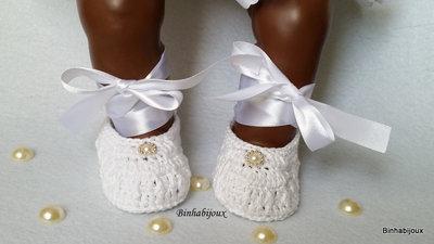 scarpine tipo ballerina neonata