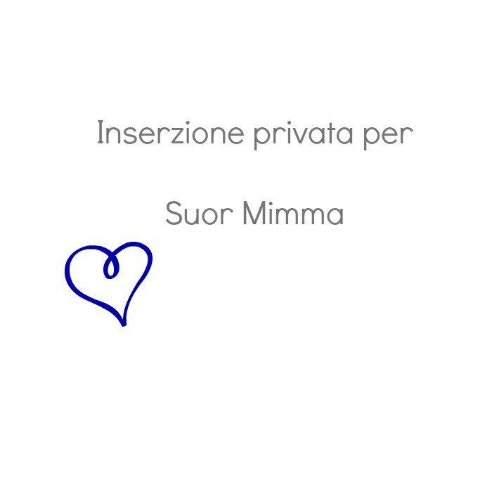 Sacchettino cuore bomboniera comunione - inserzione privata