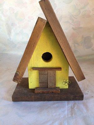 casetta per uccelli in legno - IRIS -