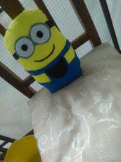 cuscini per lettino minions e emoticon