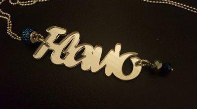 Collana Personalizzabile : FLAVIO