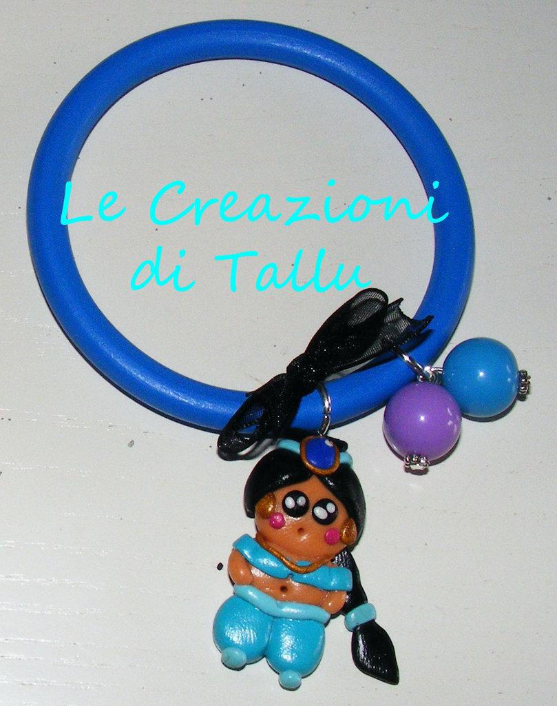 Braccialetto LEGNO jasmine # 2 - EDIZIONE LIMITATA-