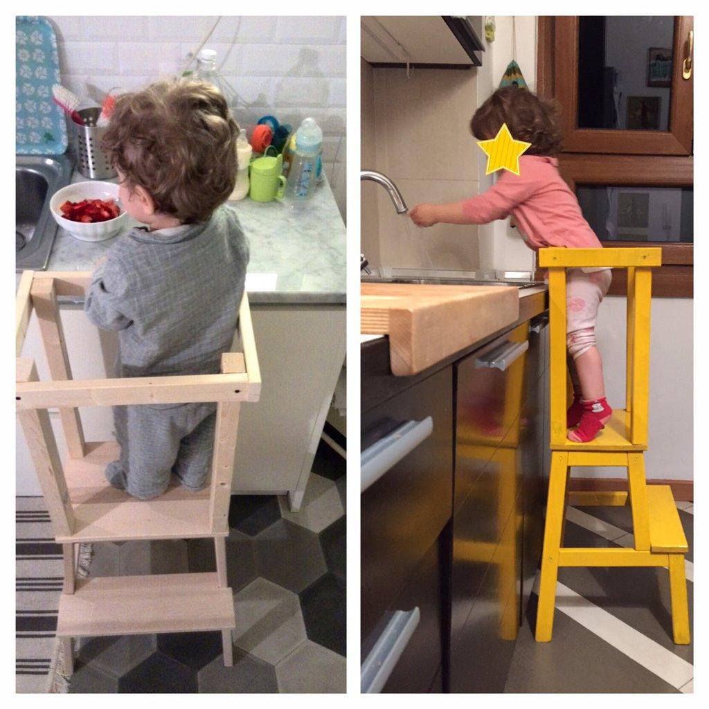 Carilla: la learning tower in legno