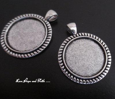 NOVITA'! Base cabochon color argento (acod.A5-21)