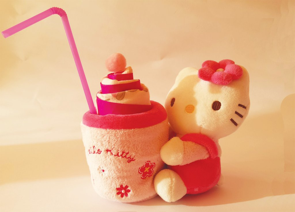Hello Kitty Milkshake - Idee Regalo per Neonato