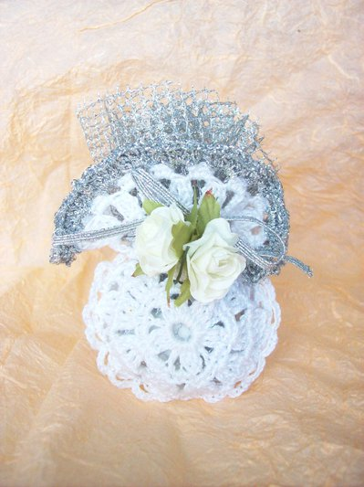 Sacchetto nozze d'argento