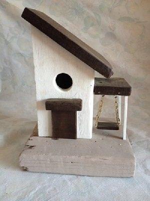 casetta per uccelli in legno - ALTEA-