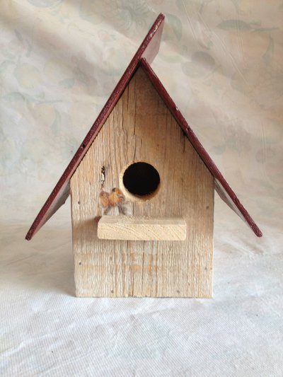 casetta per uccelli in legno - DALIA -
