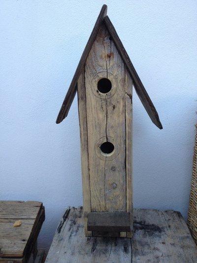 casetta per uccelli in legno - ERICA-
