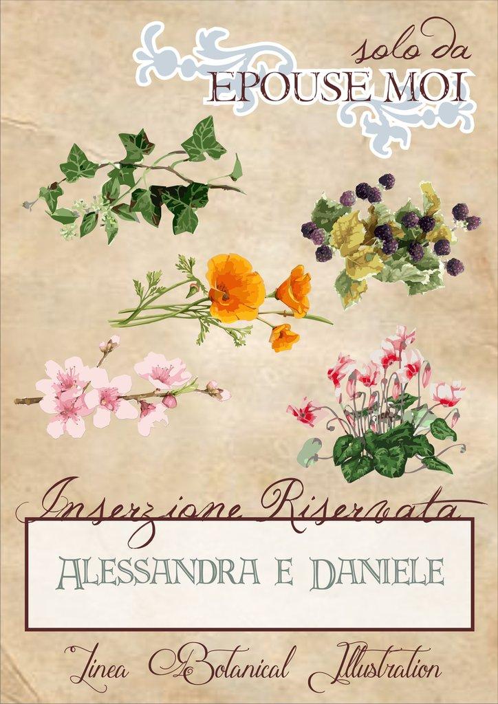 inserzione riservata Alessandra e daniele
