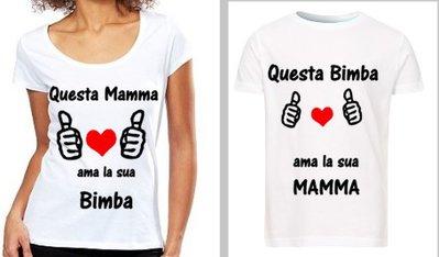 Maglietta Madre & Figlia