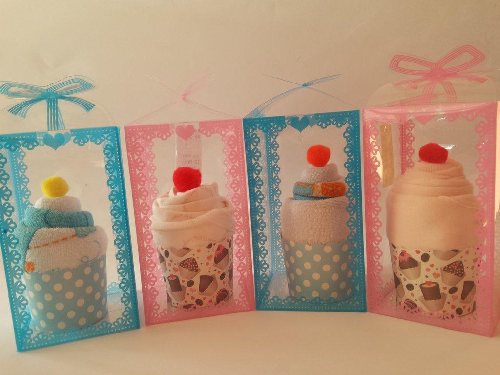 I muffin- regalo nascita- compleanno- babyshower