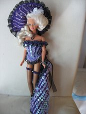 Barbie old West