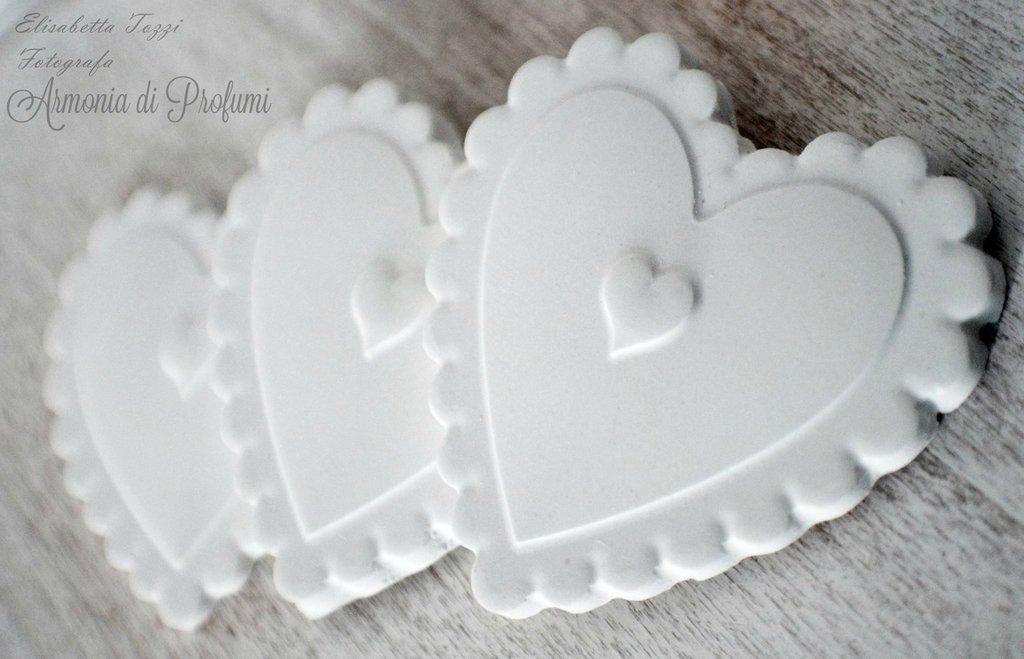 gessetti profumati segnaposto matrimonio