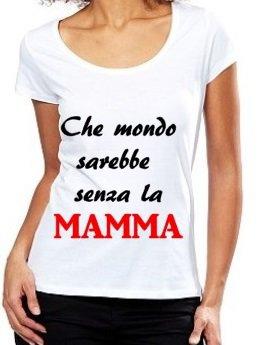 Maglietta festa della Mamma