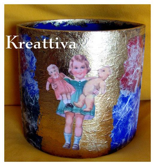 Vaso vintage