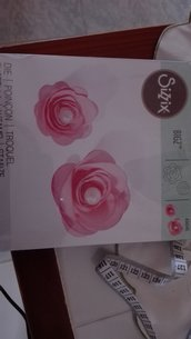 Fustellato rosa 3d
