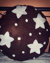 Pan di stelle di pannolenci