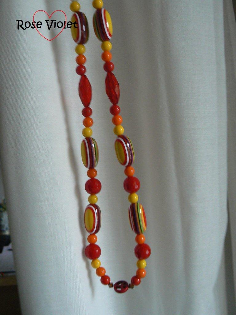 collane multicolor