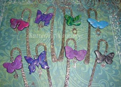 Segnalibri butterfly