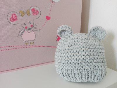 cappellini in cotone fatti a mano