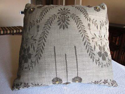 Cuscino con lustrini
