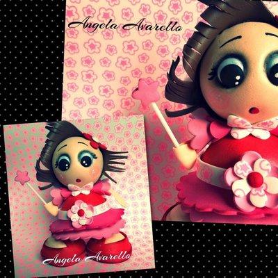 Moldes, Tutorial in PDF Ariella la Fatina