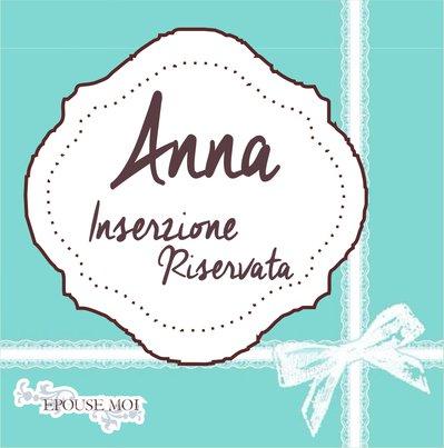 Inserzione riservata Anna