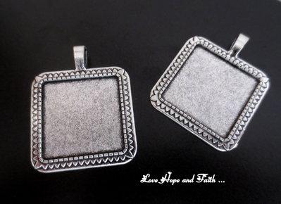 NOVITA'! Base cabochon color argento (acod.7-13)