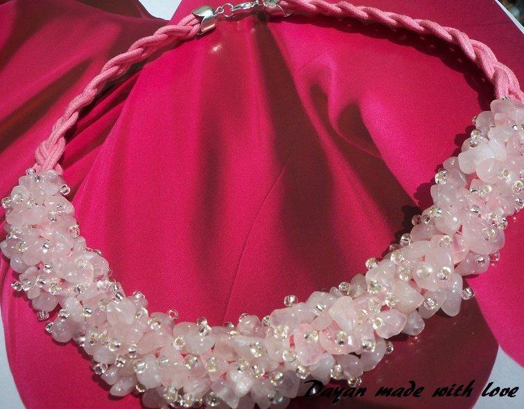 Collana Freschezza Rosa