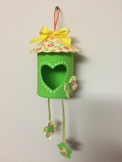 "BOMBONIERA ""BIRD HOUSE"""