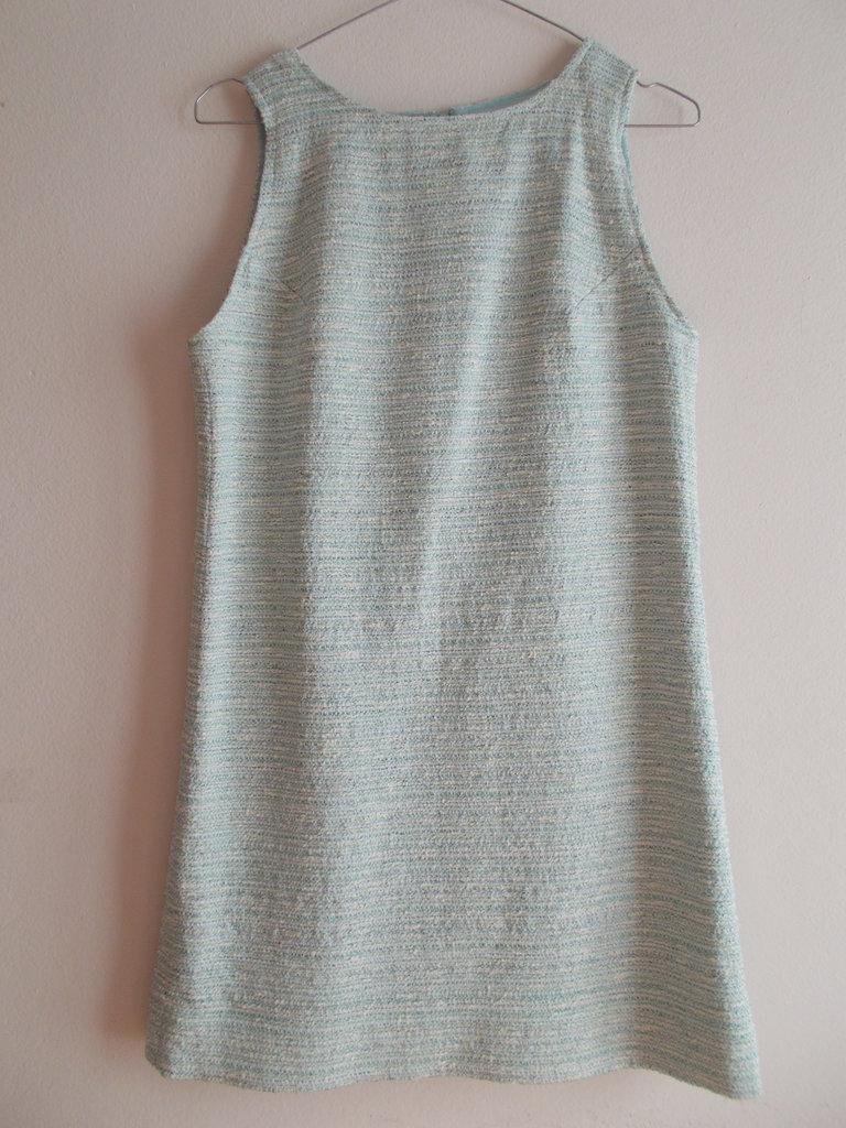 mini-abito anni 60