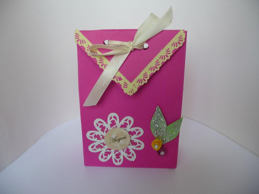 Bomboniera scatolina regalo originale