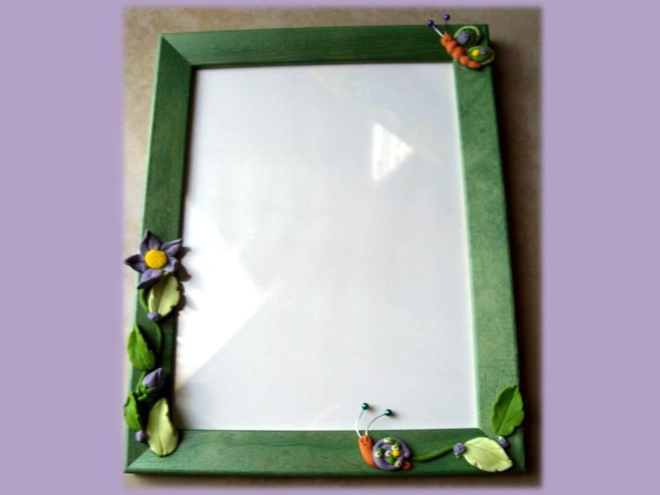 Cornice Flower violet green