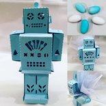 Bomboniera scatolina Robot