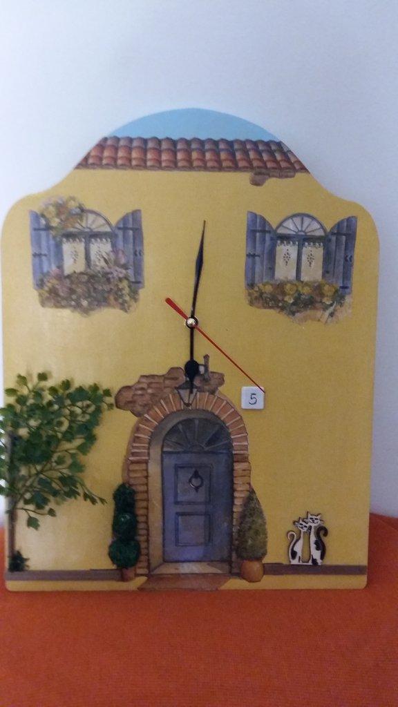 Orologio Civico 5