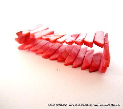 Bracciale elastico in madreperla - spese di spedizione GRATIS