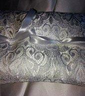 cuscino per le fedi matrimonio