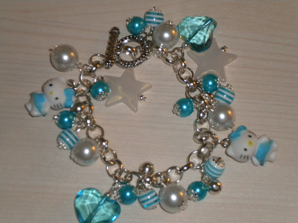 "BRACCIALE ""HELLO KITTY"""