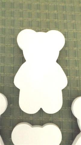 INSERZIONE RISERVATA PER CONCETTA - orsetti in legno con cuore e cuori - sostituiscono maniglia