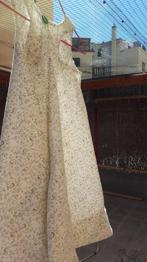 Vestito bimba svasato