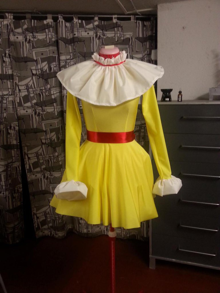 Creamy  , l'immagine è di riferimento al costume che andrà realizzato su misura