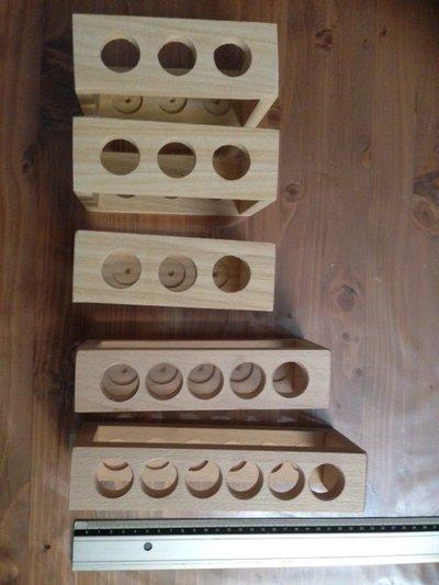 PORTA SPEZIE in legno